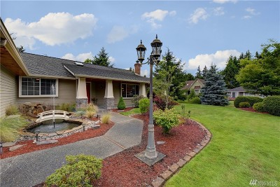 Snohomish County Single Family Home For Sale: 1410 145th Place SE