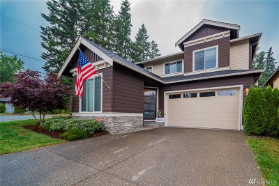Everett Single Family Home For Sale: 2505 124th Place SE