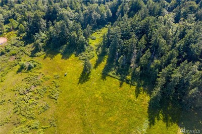 Skagit County Residential Lots & Land For Sale: Guemes Island Road