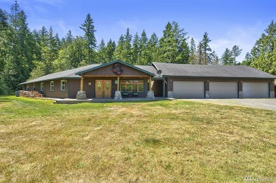 Poulsbo Single Family Home For Sale: 3081 NW Beth Lane