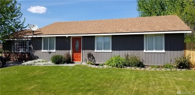 Moses Lake Single Family Home For Sale: 1175 E Grand Dr
