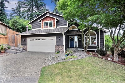 Kirkland Single Family Home For Sale: 13108 95th Place NE