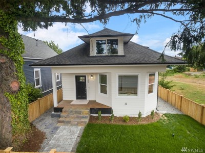 Tacoma Single Family Home For Sale: 2133 Martin Luther King Jr Wy