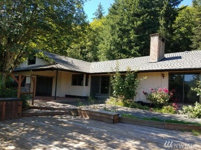 Lewis County Single Family Home Pending: 163 Wills Rd