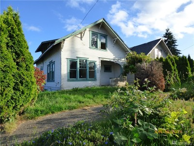 Single Family Home For Sale: 225 E Broadway