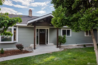 Pateros Single Family Home For Sale: 729 Riverside Dr