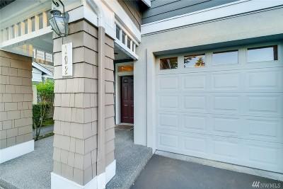 Renton Condo/Townhouse For Sale: 4316 NE 5th Ct #102