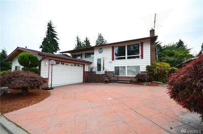 Shoreline Single Family Home For Sale: 2337 N 187th St