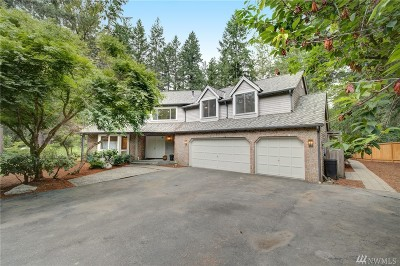 Sammamish Single Family Home For Sale: 2617 260th Place SE