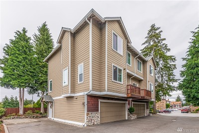 Burien Single Family Home For Sale: 434 S 156th St #2