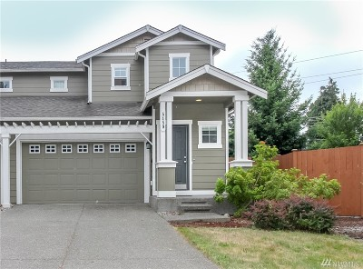 Lacey Single Family Home Pending: 5459 57th Lp SE