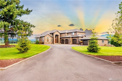 Eatonville Single Family Home For Sale: 44215 14th Ave E