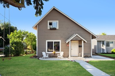 Sumner Single Family Home For Sale: 1411 Mason St