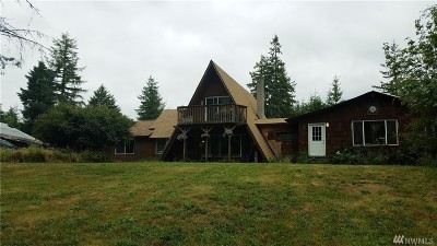 Elma Single Family Home For Sale: 109 S Union Rd