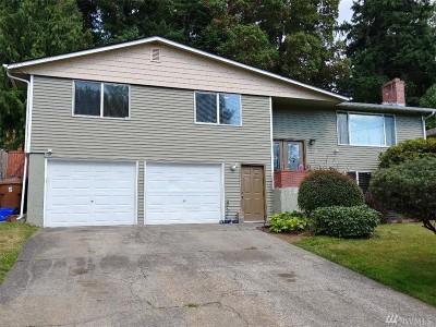 Tacoma Single Family Home For Sale: 8007 S Alaska St