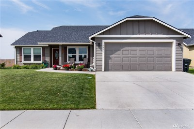 Moses Lake Single Family Home For Sale: 1708 E Truman Dr