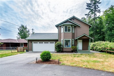 Coupeville Single Family Home For Sale: 1102 Dewey Dr