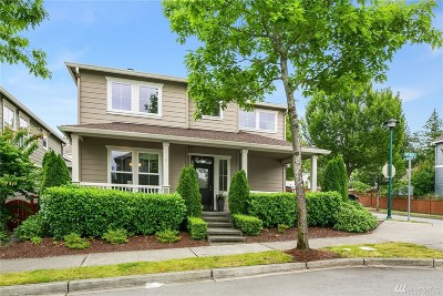 Issaquah Single Family Home For Sale: 2412 30th Ave NE