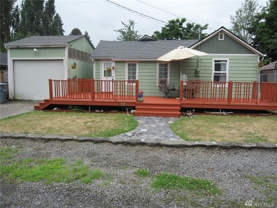 Orting Single Family Home For Sale: 504 Train St SE