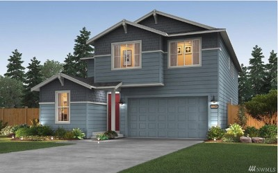 Lacey Single Family Home Pending: 7726 22nd (Lot 70) Lane SE