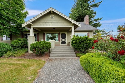 Sumas Single Family Home For Sale: 3114 Clearbrook Rd