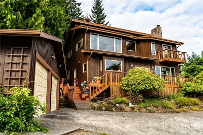 Lake Stevens Single Family Home For Sale: 10819 Vernon Rd