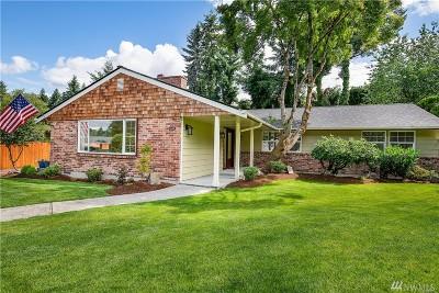 Bothell Single Family Home For Sale: 16428 Balder Lane