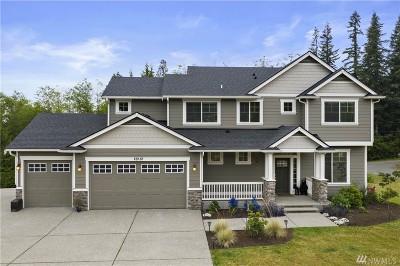 Arlington Single Family Home For Sale: 28132 11th Ave NW