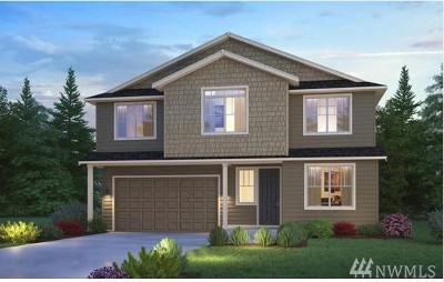 Lacey Single Family Home Pending: 2014 (Lot 98) Water Lily Lane SE