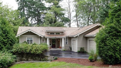 Bellingham Single Family Home For Sale: 6 Shorewood Dr