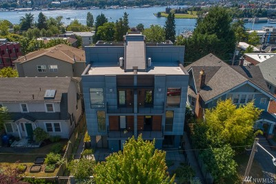 Seattle Single Family Home For Sale: 2617 Boylston Ave E #B