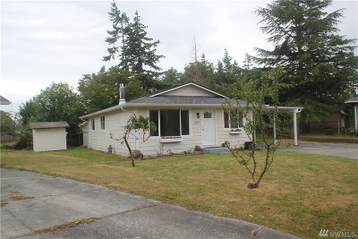 Anacortes Single Family Home Pending Inspection: 2109 33rd Street