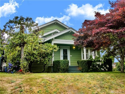 Single Family Home For Sale: 5002 S Park Ave