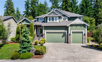 Lake Tapps WA Single Family Home For Sale: $680,000