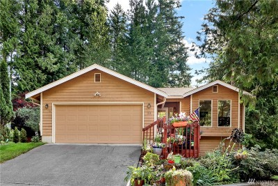 Bellingham Single Family Home For Sale: 38 Lost Lake Lane