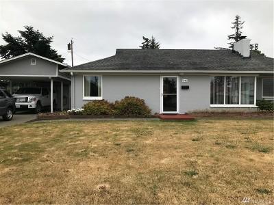 Oak Harbor Single Family Home Pending: 346 SE Glencoe St
