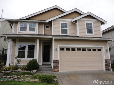 Yelm Single Family Home Contingent: 15232 100th Ave SE