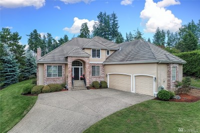 Gig Harbor Single Family Home For Sale: 5614 135th St Ct NW