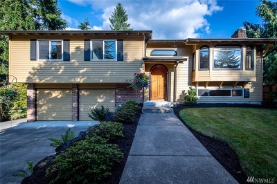 Federal Way Single Family Home For Sale: 3335 SW 327th Place