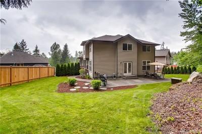 Lake Stevens Single Family Home For Sale: 11010 30th St SE