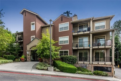 Newcastle Condo/Townhouse For Sale: 6800 132nd Place SE #W201