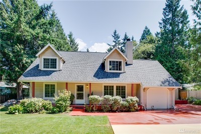 Edmonds Single Family Home For Sale: 7715 203rd St SW