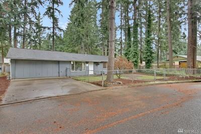 Covington Single Family Home For Sale: 19030 SE 269th St