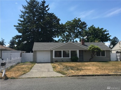 Lakewood Single Family Home For Sale: 10506 47th Ave SW