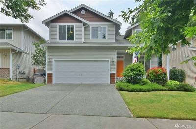 Lynnwood Single Family Home For Sale: 1616 180th St SW