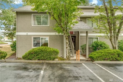Kirkland Condo/Townhouse For Sale: 12604 NE 119th St #A2