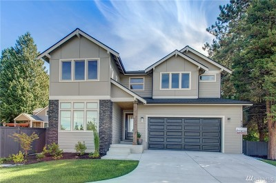 Renton Single Family Home For Sale: 930 Chelan Ave NW