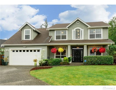 Bellingham Single Family Home For Sale: 829 Spieden Lane