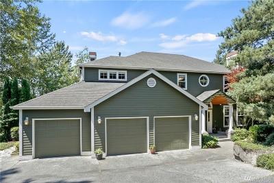 Sammamish Single Family Home For Sale: 7 210th Pl NE