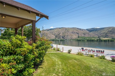 Entiat Single Family Home For Sale: 2554 Entiat Wy